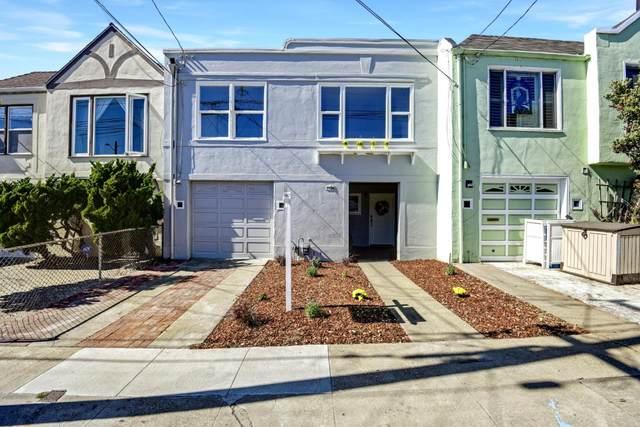2523 44th Avenue, San Francisco, CA 94116 (#ML81866967) :: Swanson Real Estate Team | Keller Williams Tri-Valley Realty