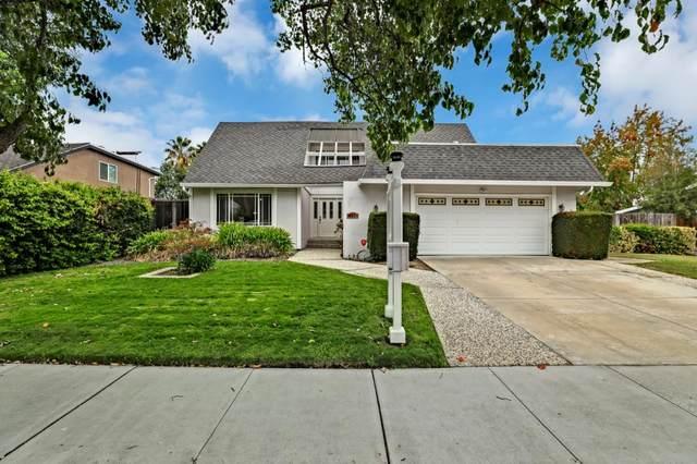 1267 Nancarrow Way, San Jose, CA 95120 (#ML81866983) :: MPT Property