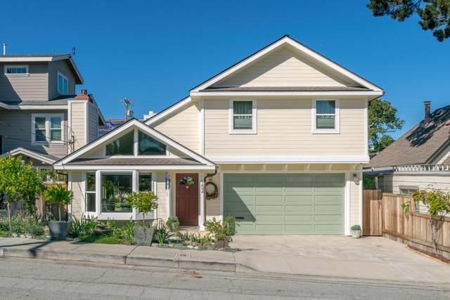 152 13th Street, Pacific Grove, CA 93950 (#ML81866994) :: RE/MAX Accord (DRE# 01491373)