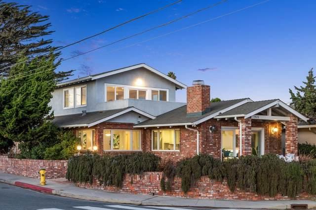 1526 W Cliff Drive, Santa Cruz, CA 95060 (#ML81867033) :: Blue Line Property Group
