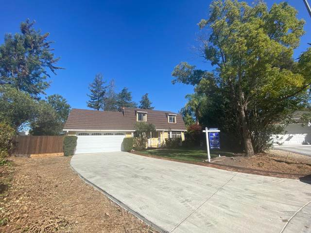 127 Old Orchard Court, Los Gatos, CA 95032 (#ML81867123) :: The Grubb Company