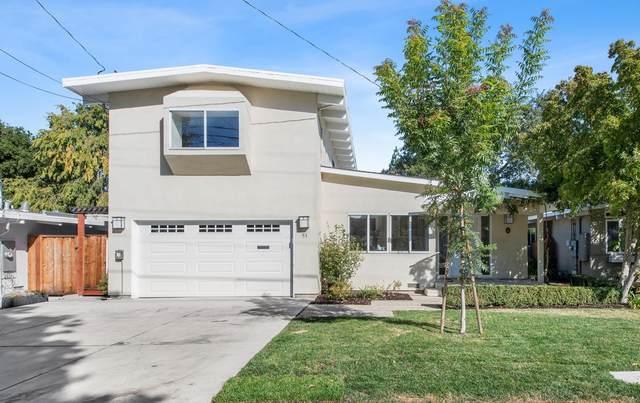 51 Lorelei Lane, Menlo Park, CA 94025 (#ML81867185) :: Realty World Property Network