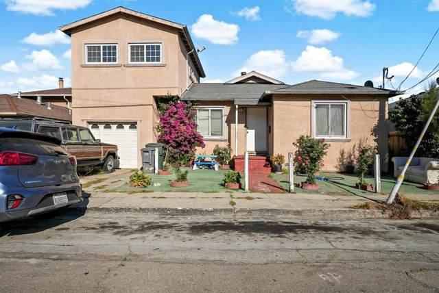 1218 Huntington Avenue, San Bruno, CA 94066 (MLS #ML81867229) :: 3 Step Realty Group