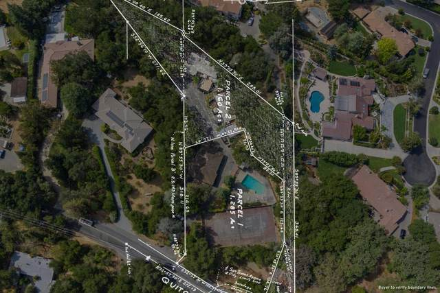 14981 Quito Road, Saratoga, CA 95070 (#ML81867257) :: Excel Fine Homes