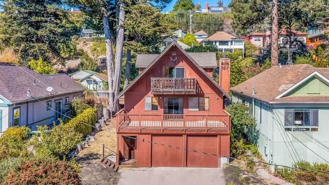 424 Escalona Drive, Santa Cruz, CA 95060 (#ML81867284) :: Realty World Property Network