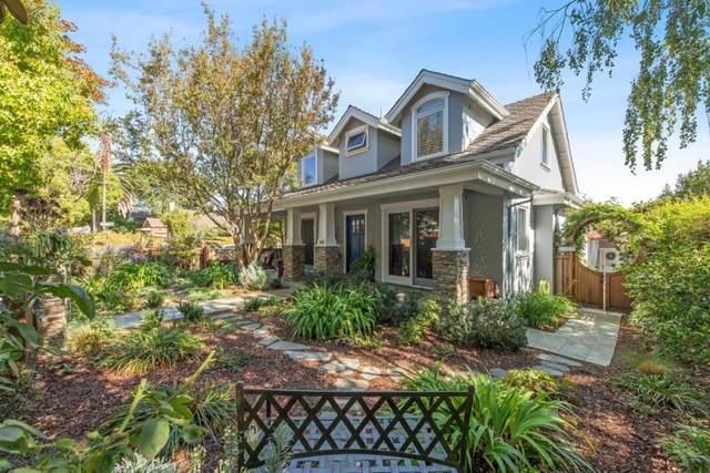 466 University Avenue, Los Gatos, CA 95032 (#ML81867291) :: Excel Fine Homes