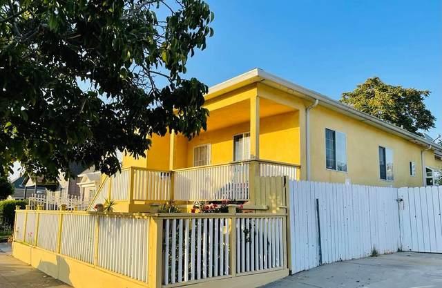 1260 Locust Street, San Jose, CA 95110 (#ML81867380) :: Swanson Real Estate Team | Keller Williams Tri-Valley Realty