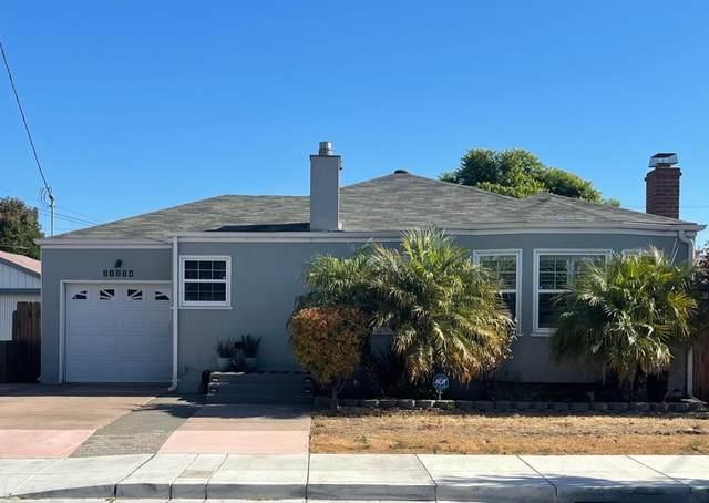 21234 Haviland Avenue, Hayward, CA 94541 (#ML81867432) :: The Grubb Company