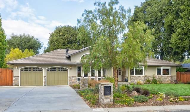 713 Arroyo Road, Los Altos, CA 94024 (#ML81867433) :: The Grubb Company