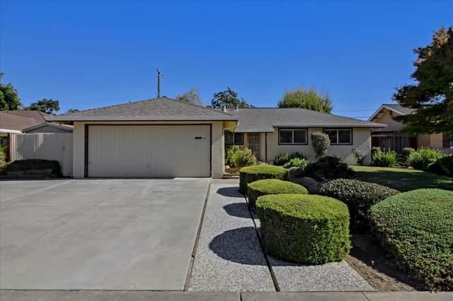 635 Giannini Drive, Santa Clara, CA 95051 (MLS #ML81867437) :: 3 Step Realty Group