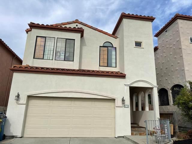 435 B Street, Colma, CA 94014 (#ML81867490) :: Swanson Real Estate Team | Keller Williams Tri-Valley Realty