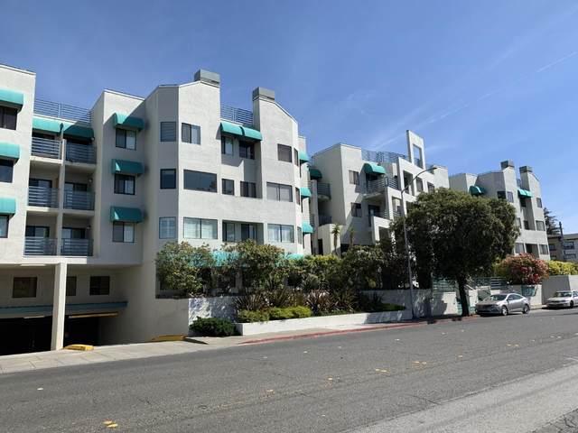 320 Peninsula Avenue #318, San Mateo, CA 94401 (#ML81867548) :: Swanson Real Estate Team | Keller Williams Tri-Valley Realty