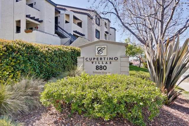880 E Fremont Avenue #102, Sunnyvale, CA 94087 (#ML81867562) :: Excel Fine Homes