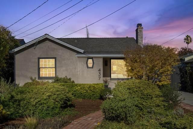 437 Jeter Street, Redwood City, CA 94062 (#ML81867603) :: The Grubb Company