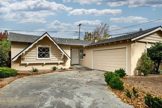 5117 Shady Avenue, San Jose, CA 95129 (#ML81867639) :: Excel Fine Homes