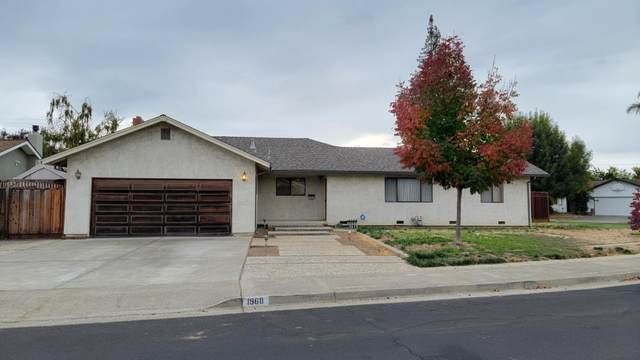 1968 Palo Santo Drive, Campbell, CA 95008 (#ML81867665) :: Excel Fine Homes