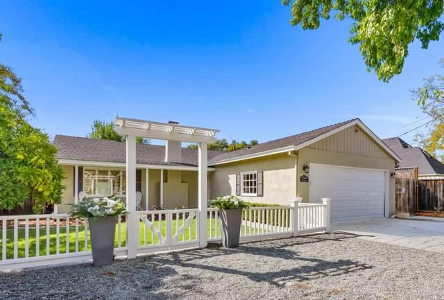 17140 Pine Avenue, Los Gatos, CA 95032 (#ML81867685) :: The Grubb Company