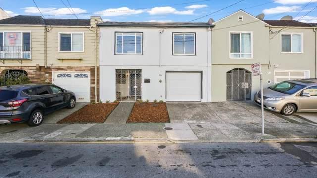 279 Prague Street, San Francisco, CA 94112 (#ML81867693) :: Realty World Property Network
