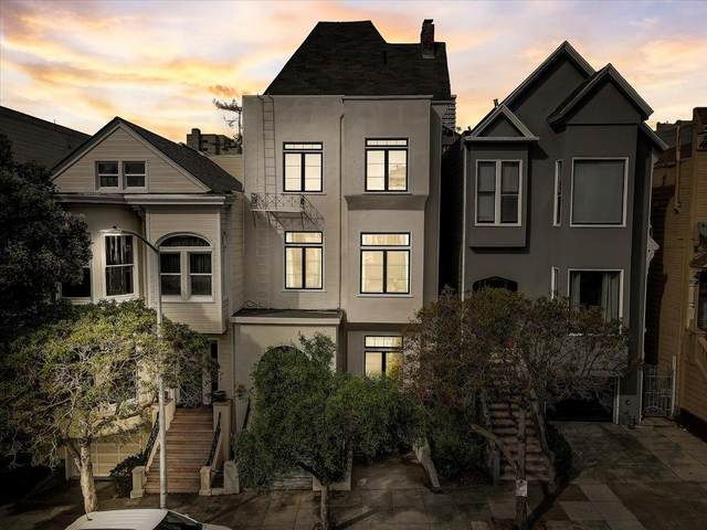 1940 Bush Street, San Francisco, CA 94115 (#ML81867694) :: Realty World Property Network