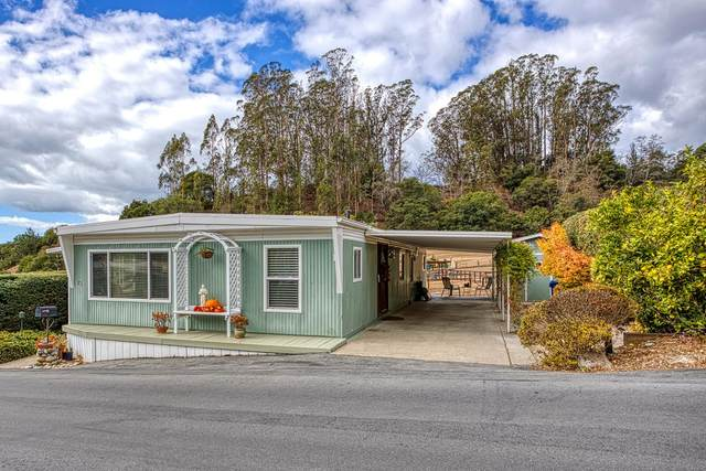 270 Hames Road #23, CORRALITOS (WATSONVILLE), CA 95076 (#ML81867690) :: The Grubb Company