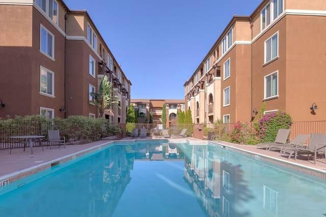 801 S Winchester Boulevard #4211, San Jose, CA 95128 (#ML81867737) :: The Grubb Company