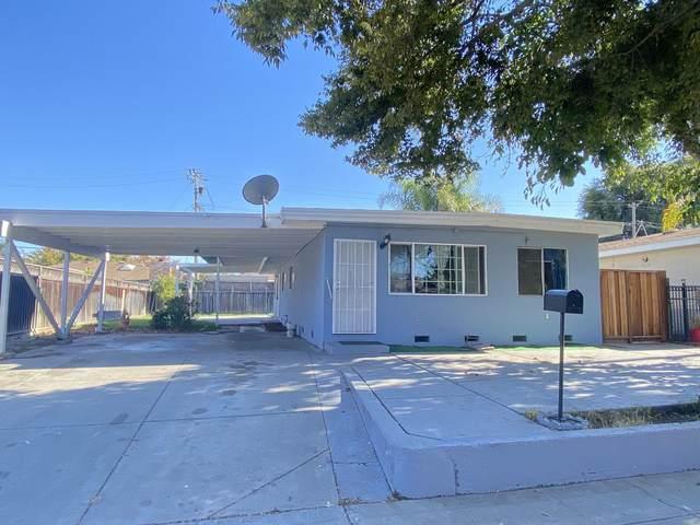 2236-2238 Lyons Drive, San Jose, CA 95116 (#ML81867740) :: Excel Fine Homes