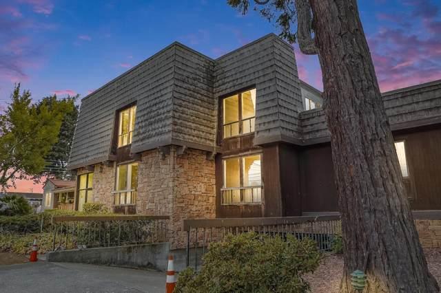 622 S Delaware Street #4, San Mateo, CA 94402 (#ML81867744) :: The Grubb Company