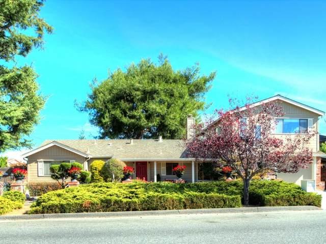 1094 Harriet Avenue, Campbell, CA 95008 (#ML81867756) :: The Grubb Company