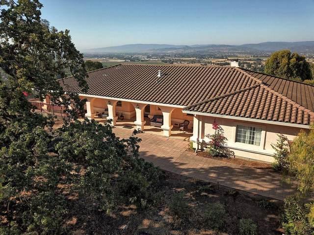 17101 Kruse Ranch Lane, Morgan Hill, CA 95037 (#ML81867758) :: Excel Fine Homes