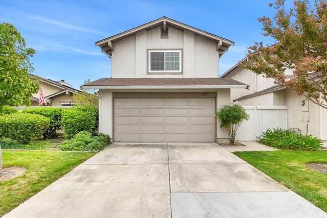 1741 Home Gate Drive, San Jose, CA 95148 (#ML81867769) :: Excel Fine Homes