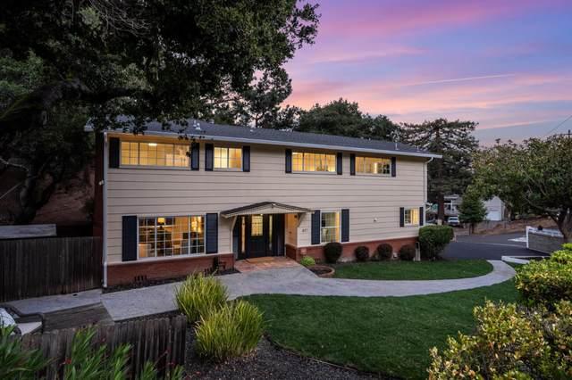 611 Alameda De Las Pulgas, Belmont, CA 94002 (#ML81867803) :: Realty World Property Network