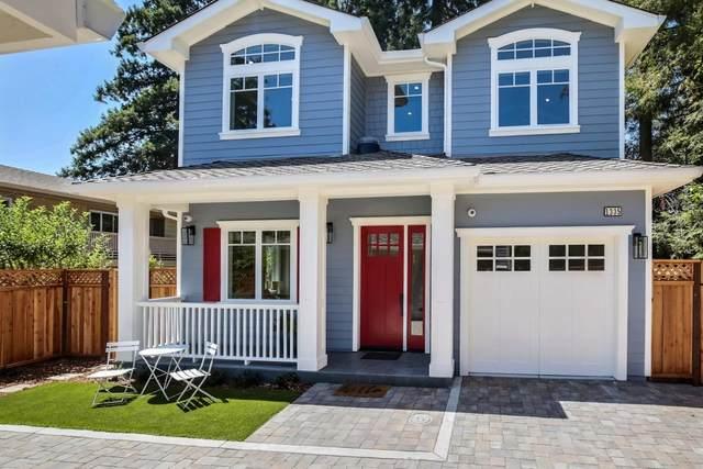 1335 Laurel Street, Menlo Park, CA 94025 (#ML81867825) :: Realty World Property Network