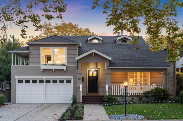 211 Aragon Boulevard, San Mateo, CA 94402 (#ML81867908) :: Excel Fine Homes