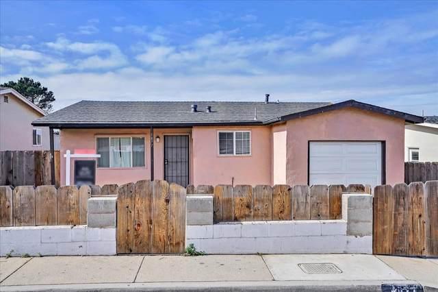 1877 Soto Street, Seaside, CA 93955 (#ML81867922) :: Realty World Property Network