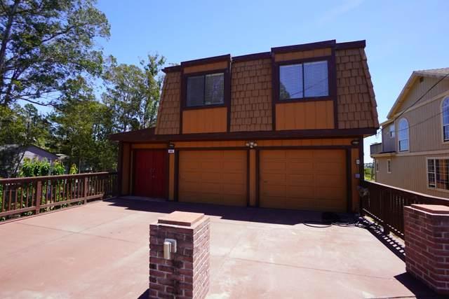 846 Columbus Street, El Granada, CA 94019 (#ML81867931) :: Realty World Property Network