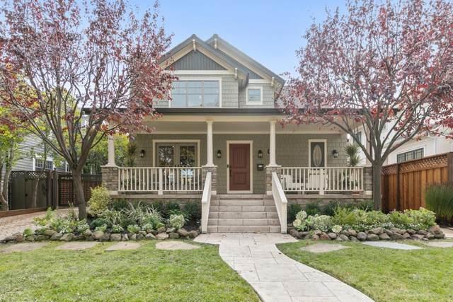 1441 Balboa Avenue, Burlingame, CA 94010 (#ML81867995) :: The Lucas Group