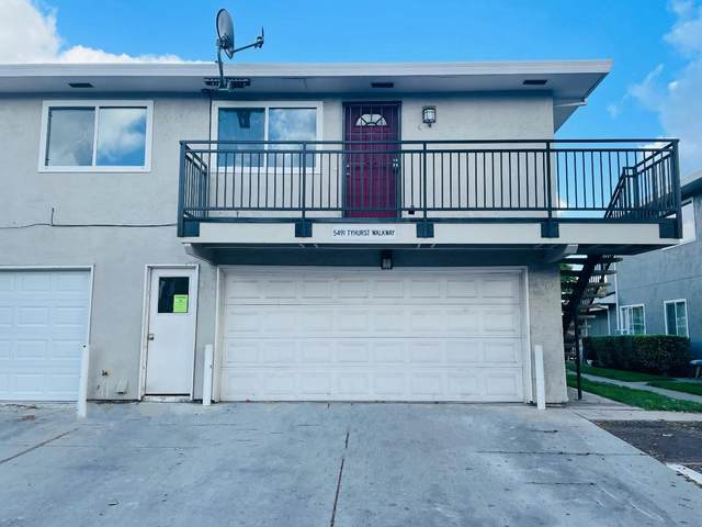 5491 Tyhurst Walkway #4, San Jose, CA 95123 (#ML81868063) :: The Grubb Company
