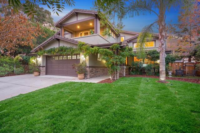 1592 Summerfield Drive, Campbell, CA 95008 (#ML81868086) :: The Grubb Company