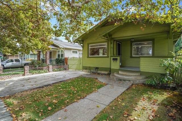 376 Fuller Avenue, San Jose, CA 95125 (#ML81868122) :: The Grubb Company