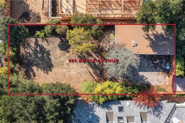 886 Boyce Avenue, Palo Alto, CA 94301 (#ML81868327) :: RE/MAX Accord (DRE# 01491373)