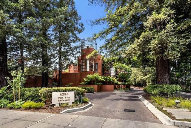 4250 El Camino Real B414, Palo Alto, CA 94306 (#ML81868364) :: RE/MAX Accord (DRE# 01491373)