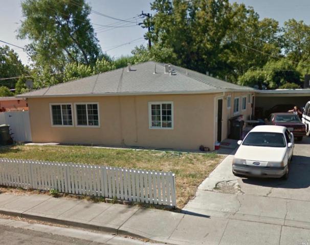 709 Oregon Street, Fairfield, CA 94533 (#ML81671191) :: Max Devries