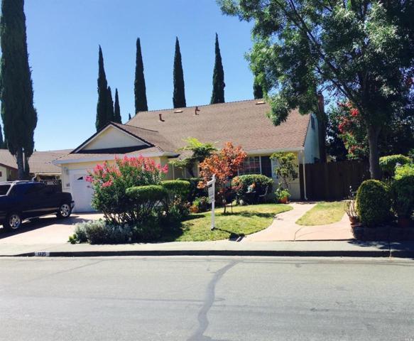 1335 Quail Drive, Fairfield, CA 94533 (#ML81671251) :: Max Devries