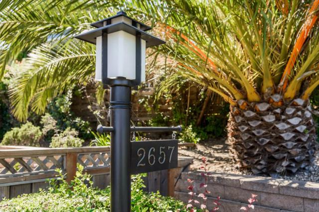 2657 Martinez Drive, Burlingame, CA 94010 (#ML81671811) :: Realty World Property Network