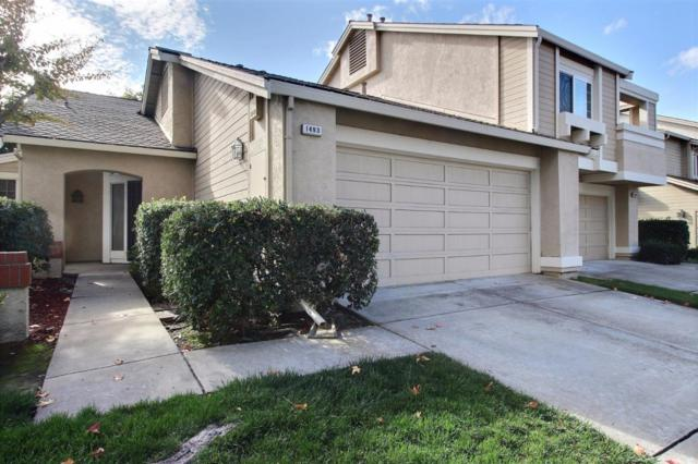 1493 Trimingham Drive, Pleasanton, CA 94566 (#ML81685024) :: Realty World Property Network