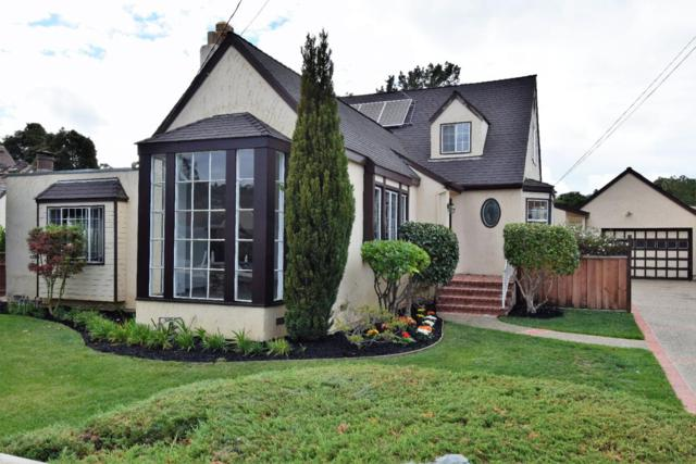 904 Avon Street, Belmont, CA 94002 (#ML81685493) :: Team Temby Properties