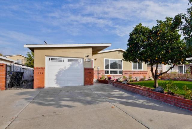 919 Almaden Avenue, Sunnyvale, CA 94085 (#ML81685495) :: Team Temby Properties