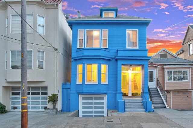867-869 46th Avenue, San Francisco, CA 94121 (#ML81685497) :: Team Temby Properties