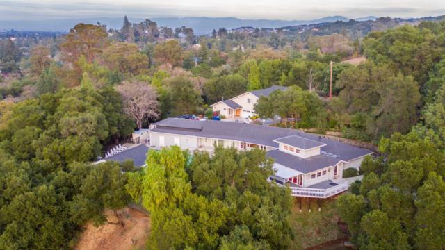 221 Highland Terrace, Los Gatos, CA 95030 (#ML81686896) :: The Lucas Group
