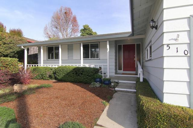 510 Cabrillo Avenue, Santa Cruz, CA 95065 (#ML81689818) :: The Rick Geha Team